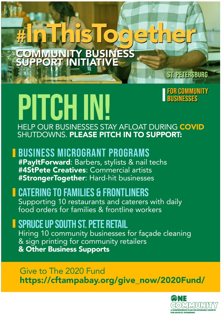 InThisTogether St Pete Business Support Initiative Thumbnail